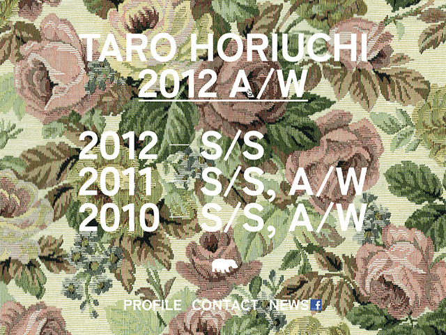 Taro Horiuchi website